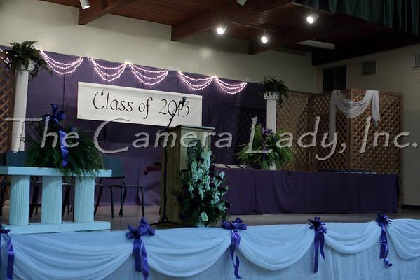 CHCA 2009 8th Grade Graduation 5.29