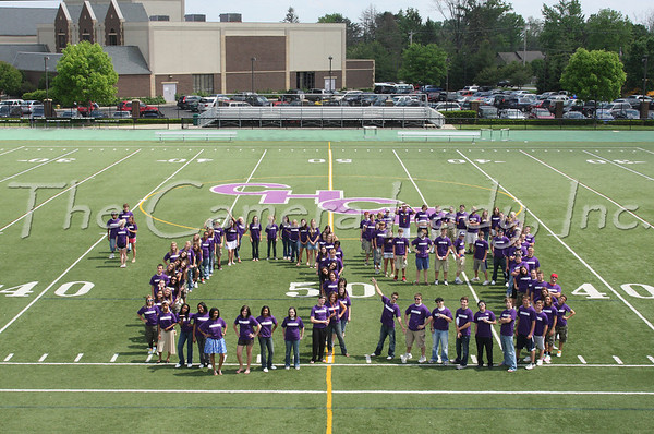 CHCA 2009 Senior Class Photo 05.17