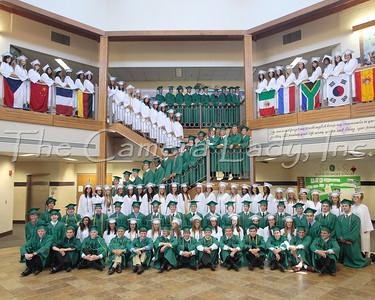 CHCA Class of 2009 Graduation 5.31