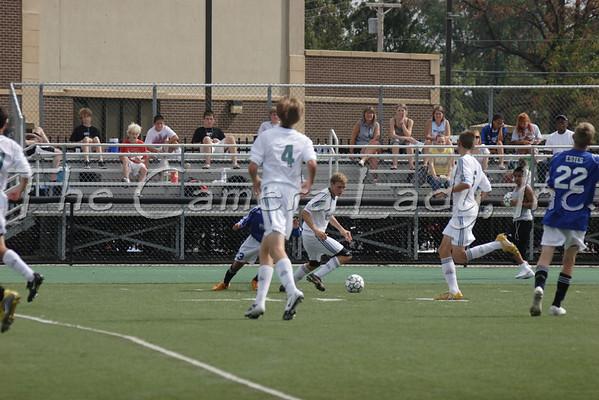 CHCA 2008 Boys V Soccer vs Reading 08-13