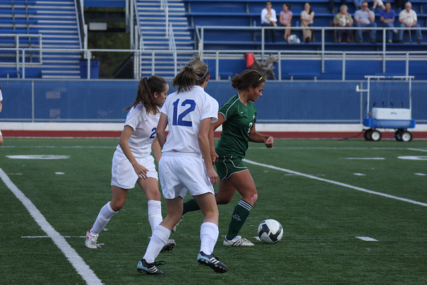 CHCA 2008 Girls V Soccer vs Wyoming 10.04