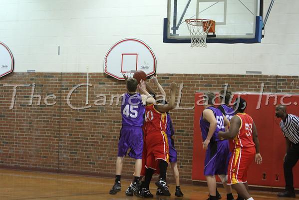 CHCA HS Fr Boys Basketball 02.25.09