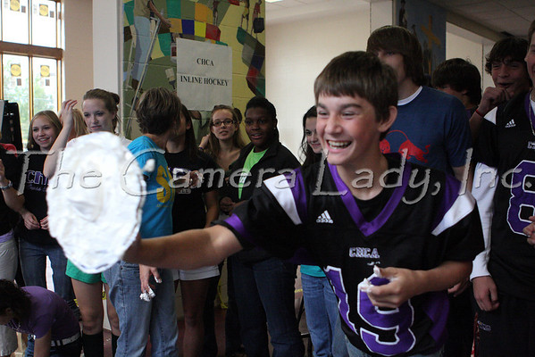 CHCA 2008 Color Day & Pie Throw - Homecoming 9-26