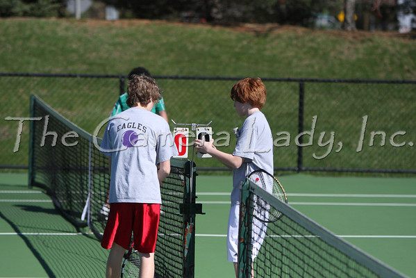 CHCA 2009 MS Boys Tennis 04.01