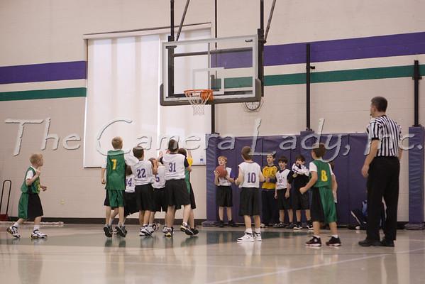 CHCA 2008 3rd Grade Boys Basketball vs Little Miami 12.06