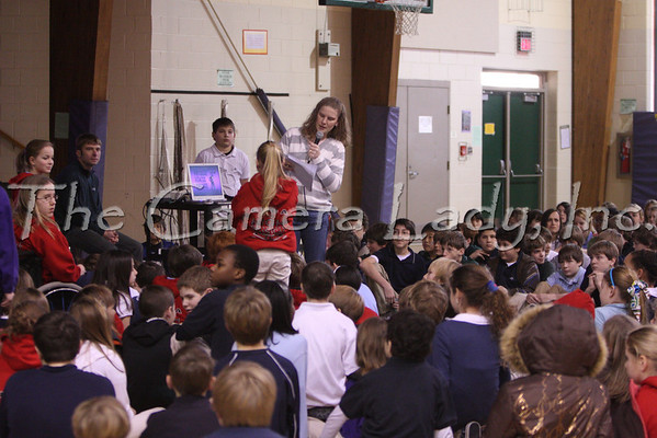 CHCA MS Chapel 1.16.2009