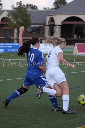 CHCA 2009 HS V Girls Soccer vs Landmark 09.08