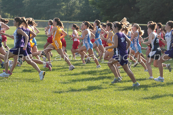 CHCA 2009 HS XC at CCDS 09.09