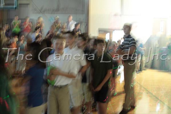 CHCA 2009 MS 5th Grade Welcome Chapel 8.27
