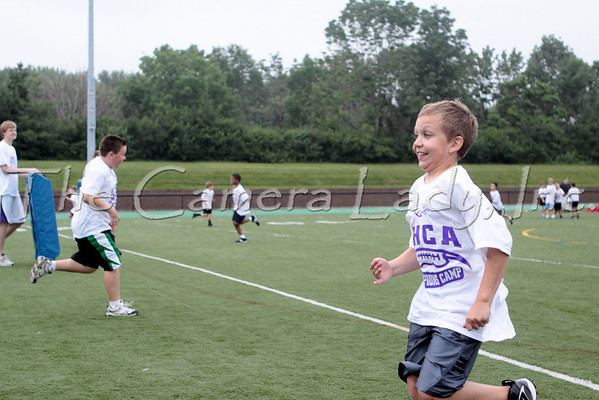 CHCA 2009 Eagles Youth Football Camp