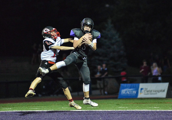 Varsity Football Cincinnati Hills Christian Academy