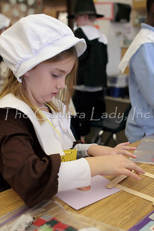 CHCA 2010 1st Grade Colonial Days 11.22