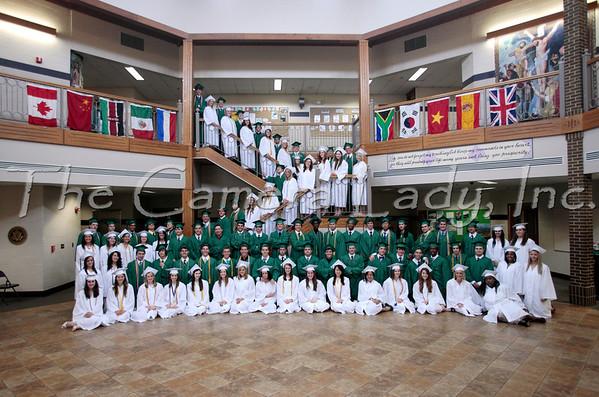 CHCA 2011 Graduation 06.05