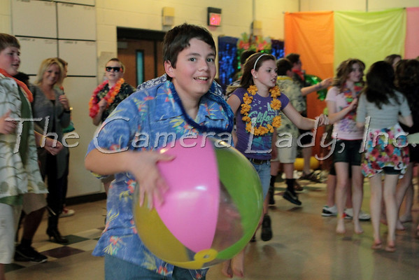 CHCA 2011 MS 8th Grade Hawaiian Dance