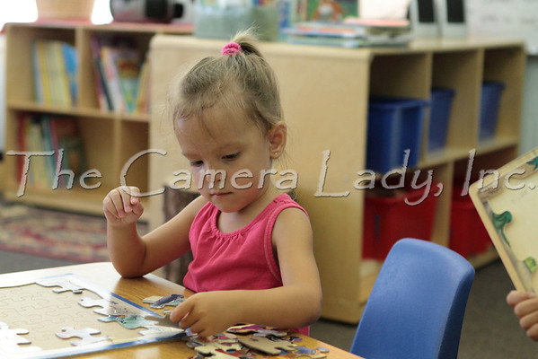 CHCA 2011 Summer Flight - PreSchool Puzzles - 07.20
