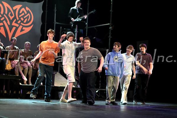 CHCA 2012 HS Musical - Godspell 03.11