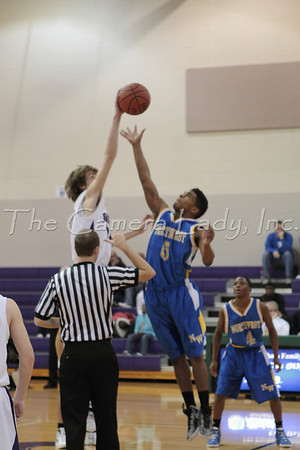 CHCA 2012 Boys JV Basketball - Northwest -12.20