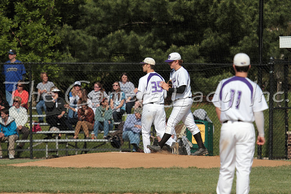 CHCA 2012 Varsity Baseball vs Summit 04.27