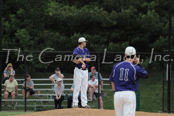 CHCA 2012 Varsity Baseball vs Deer Park 05.07