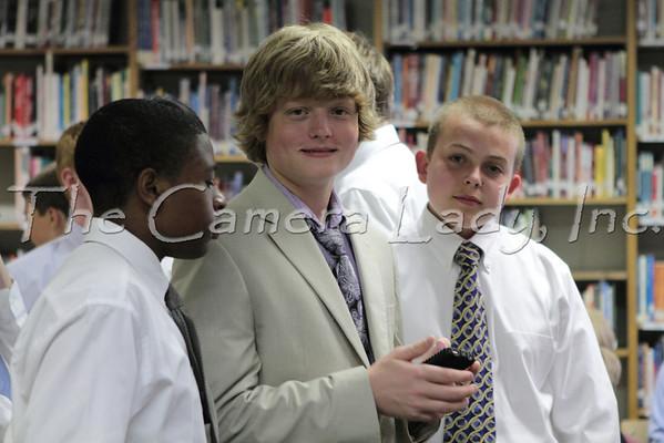CHCA 2012 8th Grade Graduation 05.31