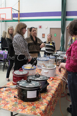CHCA 2012 EBL 3rd Grade Thanksgiving Feast 11.20