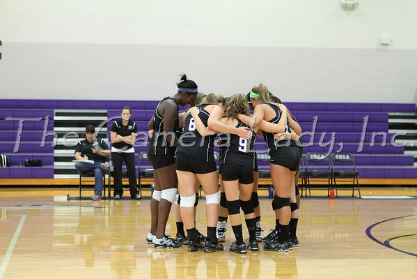 CHCA 2012 JV Volleyball - Amelia - 08.10
