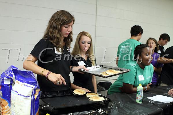 CHCA 2012 Freshman Orientation - 08.15
