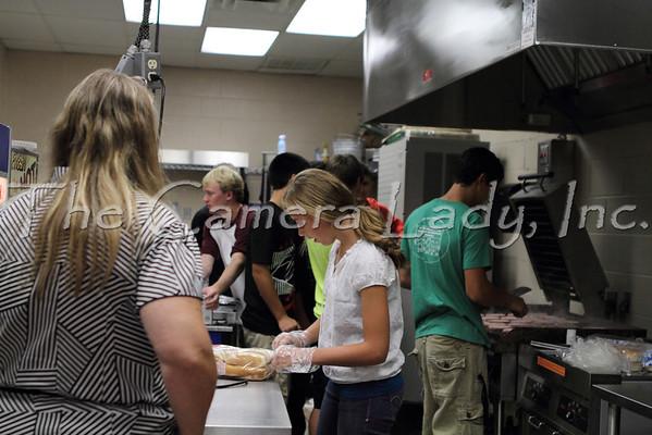 CHCA 2012 HS Freshman Picnic 09.05