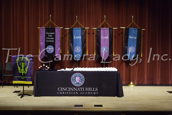 CHCA 2012 HS National Honor Society Induction 11.06