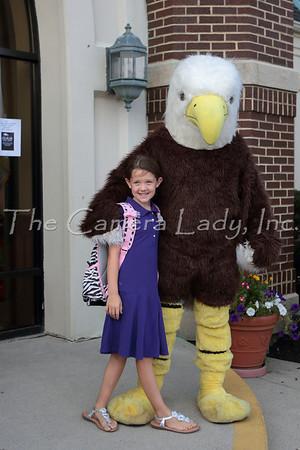 CHCA 2013 EBL First Day of School 08.21