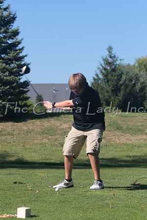 CHCA 2013 Boys JV Golf 09.24