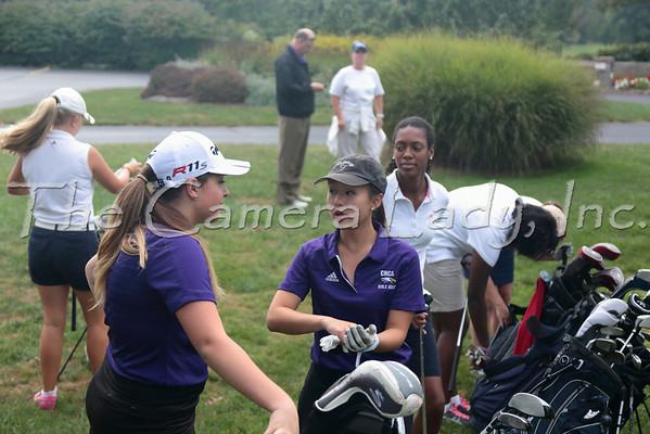 CHCA 2013 Girls HS Golf 09.16