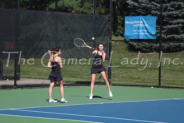 CHCA 2013 Girls Tennis & Senior Photos 09.04