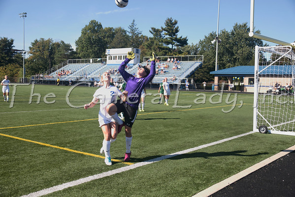 CHCA 2013 Girls Var Soccer vs Madeira 10.11
