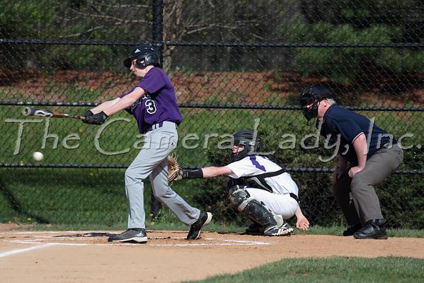 CHCA 2014 JV Baseball 04.22