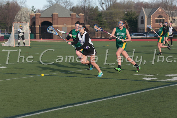 CHCA 2014 Var Girls Lacrosse vs McNick 04.17
