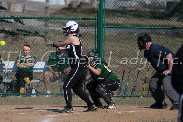 CHCA 2014 Var Softball vs McNick 04.01