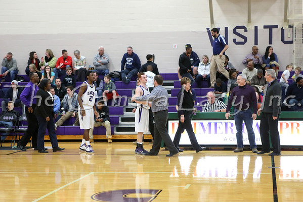CHCA 2014 Winter Senior Recognition Night 02.07