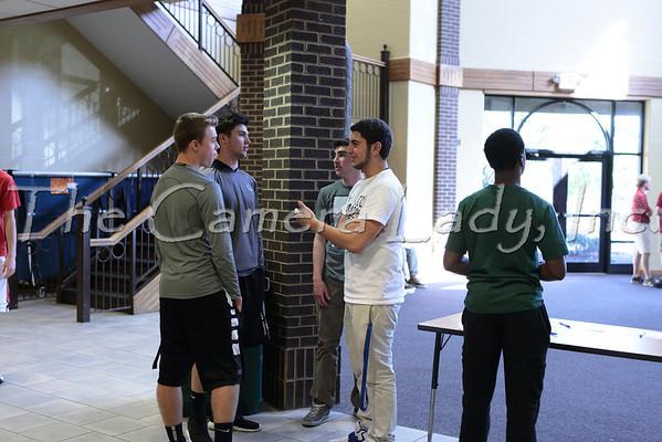 CHCA 2014 HS Alumni Chapel 05.07