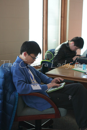 CHCA 2014 International Students Visit 01.23