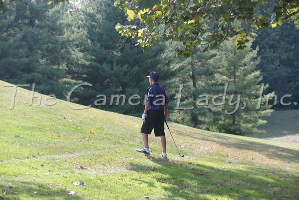 CHCA 2013 MS Golf 09.17
