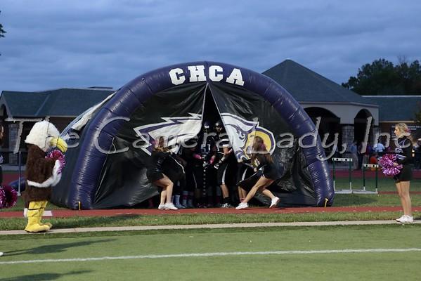 CHCA 2014 HS Var Football vs DC 10.17