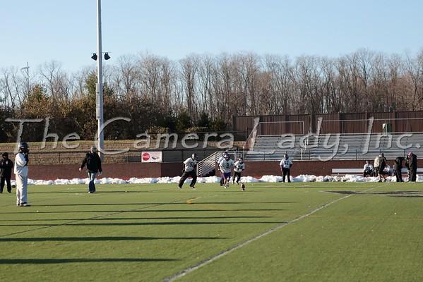 CHCA 2014 Var Football Practice for Regionals 11.21