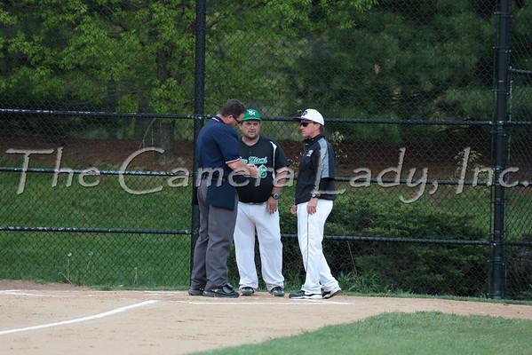 CHCA 2015 HS Var Baseball vs New Miami 05.01