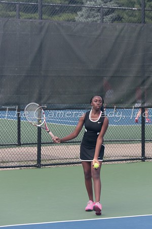 CHCA 2014 MS Girls Tennis 09.03