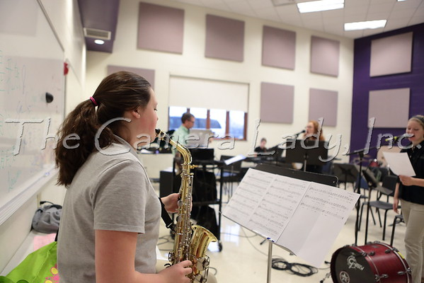 CHCA 2014 MS Chapel Band Rehearsal 12.08