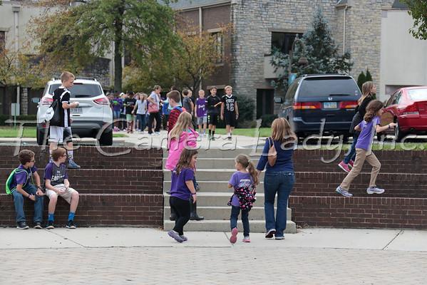 CHCA 2015 Homecoming Parade 10.09