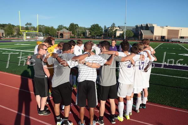 CHCA 2015 Boys Var Soccer vs Norwood 08.21