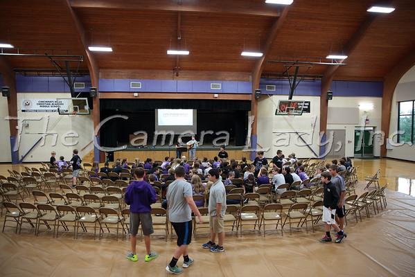 CHCA 2015 7 & 8 Grade Chapel 09.11
