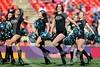 Penrith Panthers cheerleaders